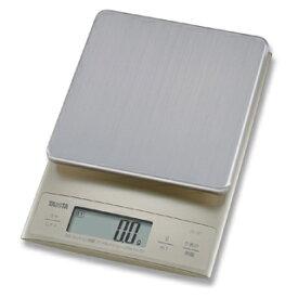 【メーカー小売価格より40%OFF!】タニタ デジタルクッキングスケール KD-321 (シルバー)