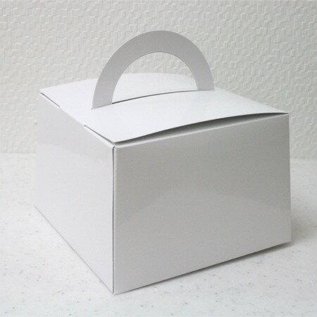 シフォンカップキャリーケース ホワイト 10枚入 [KS4300]