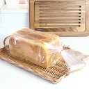 ★価格勝負★当店販売勾配のない2斤型の山型も入ります!2斤食パン袋 IPP規格袋 KO-06 100枚入