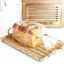 ★価格勝負★1.5斤にも向きます!2斤用食パン袋 IPP規格袋 KO-13 100枚入