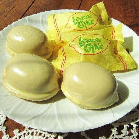 レモンケーキ袋 黄ラミ 100枚入