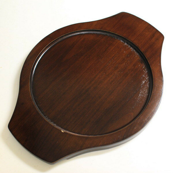 パエリア鍋用木台 22cm用