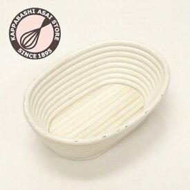 【天然籐素材】NEW発酵かご オーバル 200X130XH62mm No.4