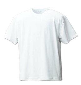 半袖 クルー Tシャツ Mc.S.P ( ホワイト ) 【 3L 4L 5L 6L 8L 10L 】【 大きいサイズ 】【 キング 】【 ビッグ 】【 ラージ 】【 あす楽 】