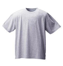 半袖 クルー Tシャツ Mc.S.P ( モクグレー ) 【 3L 4L 5L 6L 8L 10L 】【 大きいサイズ 】【 キング 】【 ビッグ 】【 ラージ 】【 あす楽 】