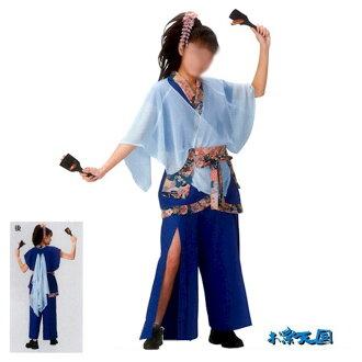 Yosakoi costume «ladies» (Yosakoi vest happi happi Festival costumes costume)