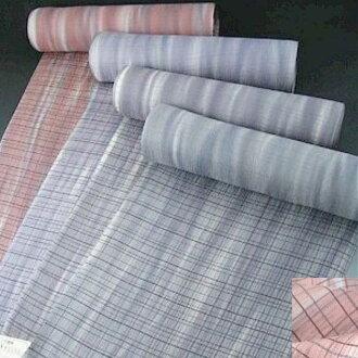 Summer silk gauze kimono [when he] (summer kimono)