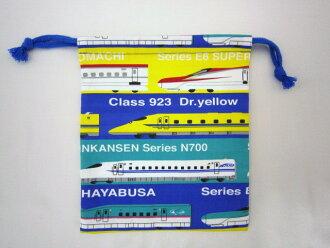 신칸센 건 착 S 사이즈 (N700 系 ・ 주치의 옐로우 E5 계 하 야 부사 ・ E6 계 슈퍼 こまち 디자인) 급 식/점심 때 컵 봉투 열차 상품 ・ 신칸센 케이크! 플라스틱 레일 등의 자녀도 10P23Sep15