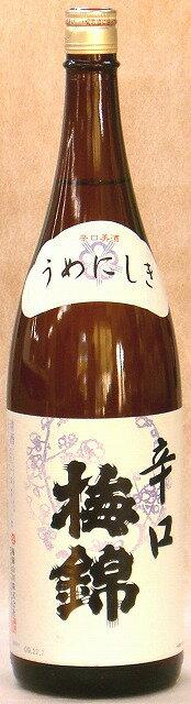 梅錦 辛口美酒 1800ml