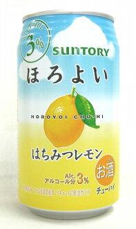 Suntory Chu-Hi ほろよい [honey lemon q 350ml×24 book