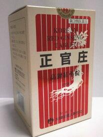 【第3類医薬品】正官庄 高麗紅参錠 670錠【送料無料】【10】高麗人参6年根
