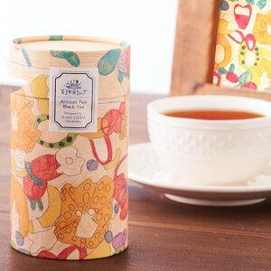 Artisan フェアトレードブラックティー(フルーツゼリー) 1.8g×6包 【オーガニック 有機栽培紅茶】【ティーバッグ】