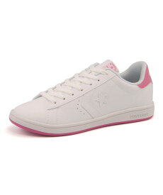 converse(コンバース) NEXTAR311(ネクスター311) 32795230 ホワイト/ピンク スニーカー レディース 靴 シューズ ローカット 白 コンバーススニーカー くつ レディーススニーカー カジュアルシューズ おしゃれ カジュアル 白スニーカー ローカットスニーカー 通学靴 かわいい
