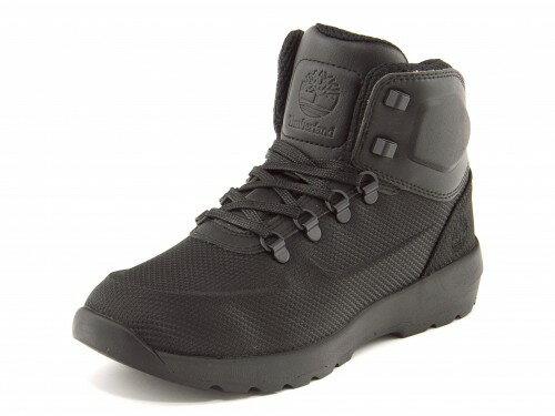 Timberland(ティンバーランド) WESTFORD MID EMBOS(ウェストフォードミッドエンボス) A18PK ブラック | ブーツ メンズ アウトドア メンズブーツ アウトドアシューズ ティンバー カジュアルブーツ シューズ 靴 メンズシューズ カジュアルシューズ カジュアル ブランド 黒