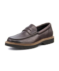 ROCKPORT ロックポート PEIRSON PENNY KEEPER メンズシューズ(ピアソンペニーキーパー) CH5165 ダークビターチョコレート