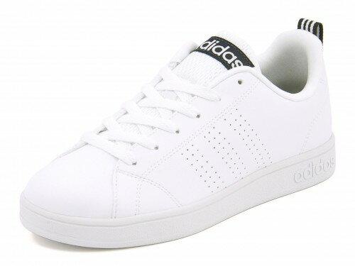 adidas(アディダス) VALCLEAN 2(バルクリーン2) F99252 ランニングホワイト/ランニングホワイト/カレッジネイビー | 靴 シューズ スニーカー レディース レディースシューズ ローカット ローカットスニーカー レディーススニーカー 女性 ブランド レディススニーカー