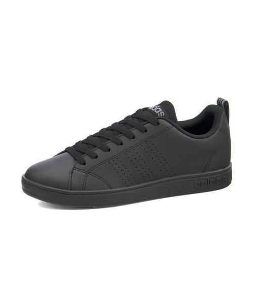 adidas(アディダス) VALCLEAN2(バルクリーン2) F99253 コアブラック/コアブラック/リード