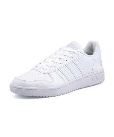 adidas(アディダス) ADIHOOPS 2.0 メンズスニーカー(アディフープス2.0) DB1085 ランニングホワイト/ランニングホワイト/グレーワン
