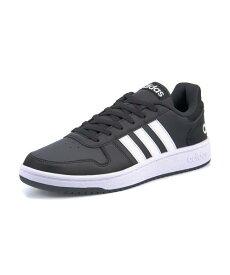 adidas(アディダス) ADIHOOPS 2.0 メンズスニーカー(アディフープス2.0) B44699 コアブラック/ランニングホワイト/カーボン