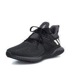 adidas(アディダス) ALPHABOUNCE BEYOND 2 M メンズスニーカー(アルファバウンスビヨンド2M) BB7568 コアブラック/シルバーメット/カーボン