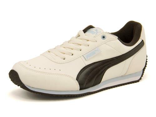 PUMA(プーマ) MARIAGE V2 BG(マリアージュV2BG) 360415 06 ホワイト/ブラウン/オンファロデス   靴 シューズ スニーカー レディース レディースシューズ ローカット ローカットスニーカー レディーススニーカー 女性 レディス ブランド レディススニーカー レディース靴