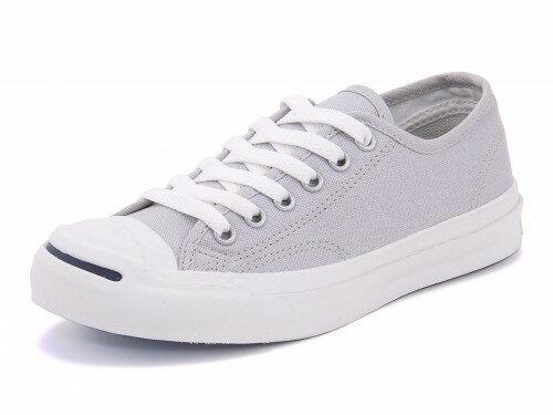 converse(コンバース) JACK PURCELL(ジャックパーセル) 1CJ608 ライトグレー【レディース】[PPs]
