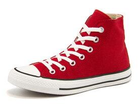 converse(コンバース) NEXTAR110 HI(ネクスター110HI) 32765012 レッド【レディース】