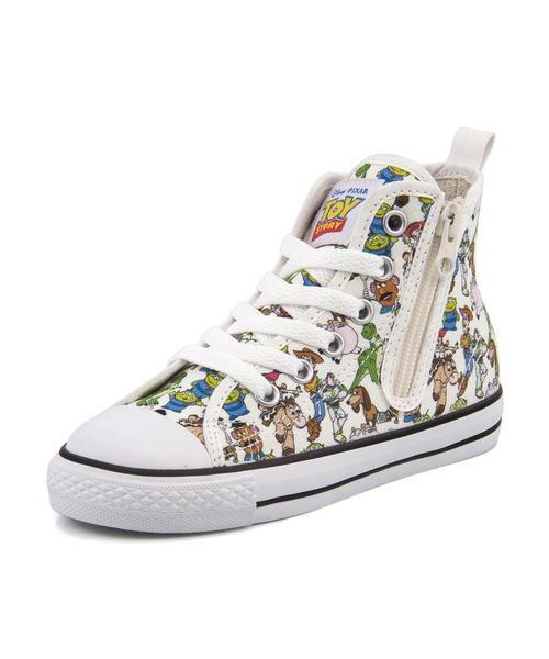 converse(コンバース) CHILD ALL STAR N TOY STORY PT Z HI(チャイルドオールスターNトイストーリーPTZHI) 3CL100 マルチ
