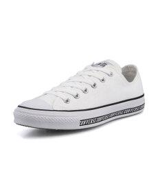 converse(コンバース) ALL STAR LOGOLINE OX(オールスターロゴラインOX) 1SC079 ホワイト【メンズ】 | スニーカー ローカットスニーカー ローカット 靴 くつ シューズ コンバーススニーカー メンズシューズ メンズスニーカー メンズ カジュアルスニーカー カジュアルシューズ