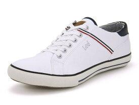 Lee(リー) HOUSTON(ヒューストン) 277500 ホワイト | 靴 スニーカー メンズ ローカット ローカットスニーカー メンズスニーカー 男 シューズ メンズシューズ ブランドスニーカー 男性 ブランド メンズくつ くつ カジュアルスニーカー 白