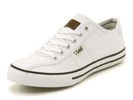 Lee(リー) ALAMO(アラモ) 277502 ホワイト | シューズ スニーカー 靴 メンズ ローカット ローカットスニーカー メンズスニーカー メンズシューズ カジュアルシューズ カジュアル ローカットシューズ ブランド 白 ブランドスニーカー くつ メンズくつ 男性靴 ロウカット