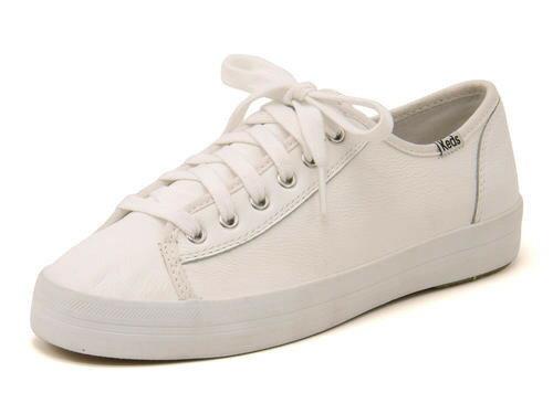 Keds(ケッズ) KICKSTART LEATHER(キックスタートレザー) 637553 ホワイト | 靴 シューズ スニーカー レディース レディースシューズ ローカット ローカットスニーカー レディーススニーカー 女性 レディス ブランド レディススニーカー レディース靴 くつ 女性スニーカー