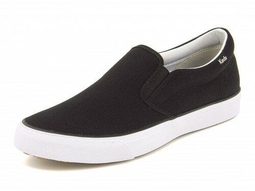 Keds(ケッズ) ANCHOR SLIP ON(アンカースリッポン) 637701 ブラック【メンズ】 | 靴 シューズ スニーカー メンズシューズ ローカット ローカットスニーカー メンズスニーカー 男性 レディス ブランド メンズスニーカー メンズ靴 くつ 男性スニーカー