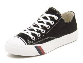 PRO-Keds(プロケッズ) ROYAL AMERICA LO(ロイヤルアメリカロウ) 647401 ブラック | 靴 シューズ メンズ スニーカー メンズシューズ カジュアル メンズカジュアルシューズ ブランド カジュアルシューズ