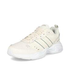adidas アディダス STRUTTER W レディーススニーカー(ストラッターウィメンズ) EG2692 クラウドホワイト/クラウドホワイト/アッシュグレー