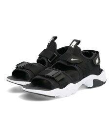 NIKE ナイキ WMNS CANYON SANDAL レディースサンダル(ウィメンズキャニオンサンダル) CV5515 001 ブラック/ホワイト/ブラック レディース シューズ 靴 サンダル スポーツサンダル サンダル ブランド ギフト プレゼント ラッピング ASBee アスビー