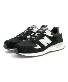 new balance ニューバランス ML570 メンズスニーカー 210570 BNH [GF] ブラック メンズ シューズ 靴 スニーカー ローカット ブランド ギフト プレゼント ラッピング ASBee アスビー
