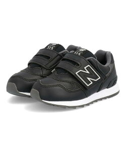 new balance ニューバランス IO313L ベビーシューズ 240313 BK ブラック キッズ シューズ 靴 スニーカー ベビー ブランド ギフト プレゼント ラッピング ASBee アスビー
