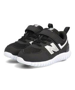 new balance ニューバランス IV57F ベビーシューズ 330570 LK ブラック キッズ シューズ 靴 スニーカー ベビー ブランド ギフト プレゼント ラッピング ASBee アスビー