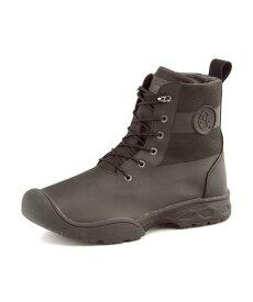 Coleman(コールマン) 【防水/滑りにくい】FIELD BOOTS(フィールドブーツ) 579304 ブラック   ブーツ メンズ アウトドア メンズブーツ 防水ブーツ アウトドアシューズ カジュアルブーツ 防滑 シューズ 靴 メンズシューズ カジュアルシューズ カジュアル ブランド 黒