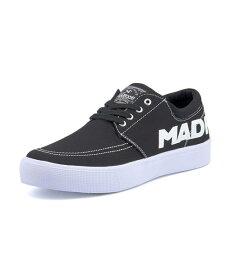 【15%OFFクーポン配布】MADFOOT!(マッドフット) MAD MAYEN LO【超軽量】メンズスニーカー(マッドマイエンロー) 197200 ブラック