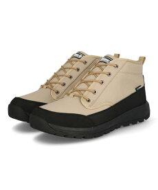 【BootsSALE2021】Coleman コールマン REARGUARD メンズアウトドアブーツ【防水】(リアガード) 66300 40 ベージュ