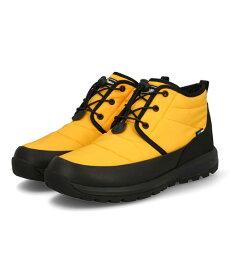 【BootsSALE2021】Coleman コールマン ALBERTA メンズアウトドアブーツ【防水】(アルバータ) 66301 75 イエロー