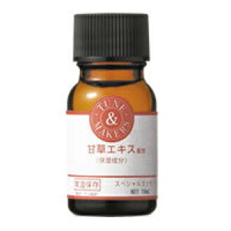 Turn makers (TUNEMAKERS) licorice extract 10 ml