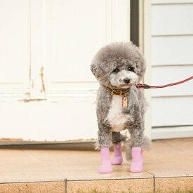 パウテクト PAWTECT 犬 ブーツ 犬 長靴 犬用 靴 犬用靴下 犬用ソックス 肉球 保護 ドッグシューズ レインシューズ  怪我 足舐め