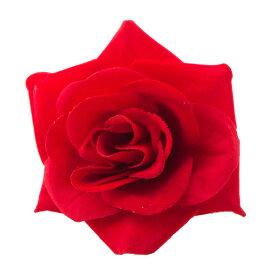 【ポイント10倍】バラのコサージュ小髪飾り アクセサリー ヘアアクセサリーヘアアクセ コサージュ ヘアコサージュ花 バラ 薔薇 ローズ<pin51> itm