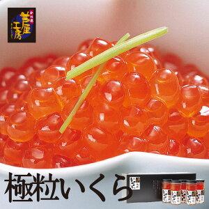 極粒いくら だし醤油味 ギフト 5本入 お歳暮 ギフト 北海道 イクラ 魚卵 海鮮珍味