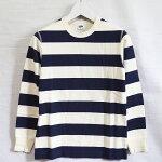 Pherrow'sフェローズヘビーボーダーL/STシャツNAT.NAVYPCT3-B