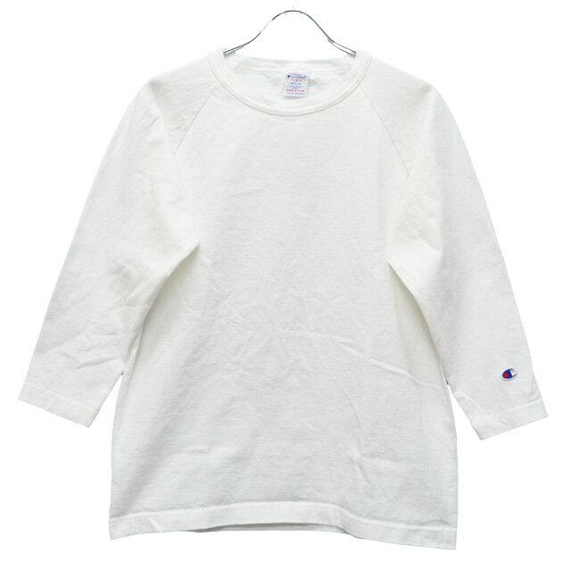 Champion チャンピオン Tシャツ ドライ T1011 ラグラン七分T C5-U401