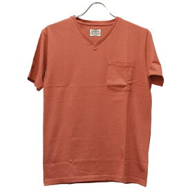 スタンダードカリフォルニア Standard California Tシャツ Vネック SD Shield Logo Pocket V Neck